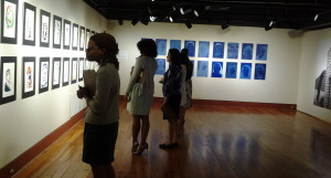 Levine exhibit